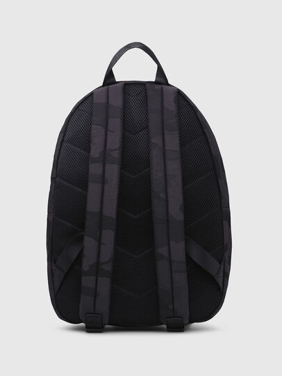 Diesel - F-DISCOVER BACK, Black/Yellow - Backpacks - Image 2