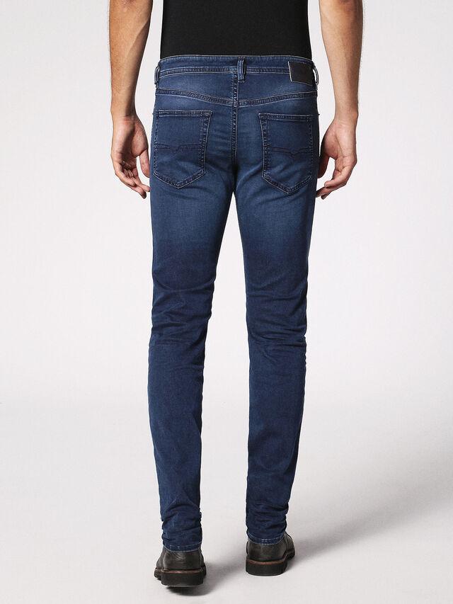 Diesel Buster 0675L, Dark Blue - Jeans - Image 3