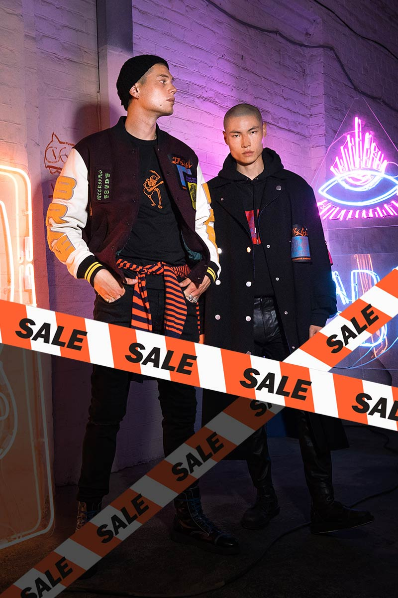 Sale Up To 50% Off For Man | Diesel Online Store