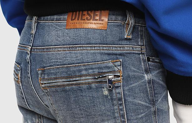 D-Amny Skinny Jeans Man