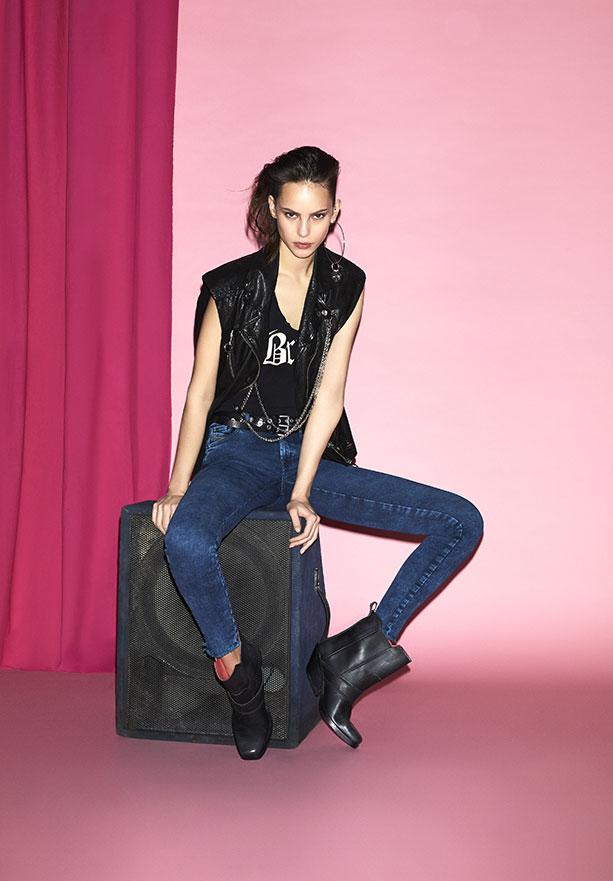 Slandy Superskinny Jeans Woman