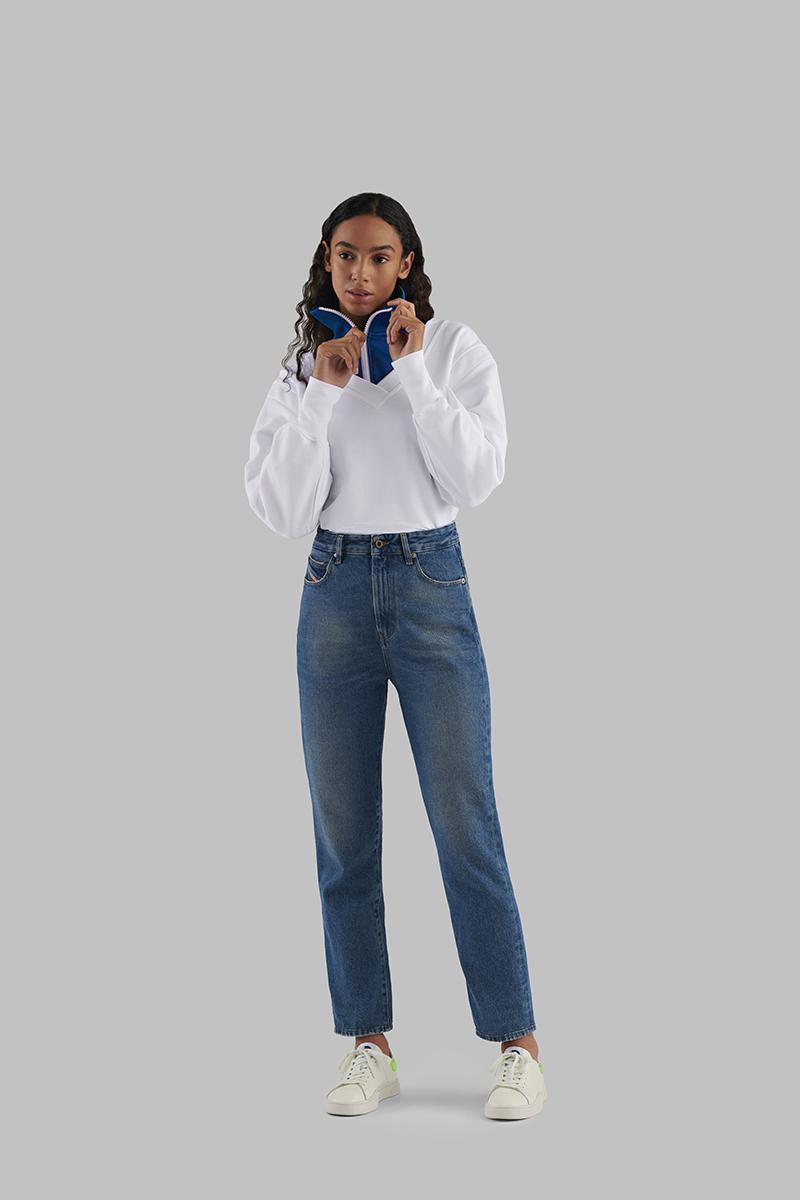 Diesel Straight Jeans Woman