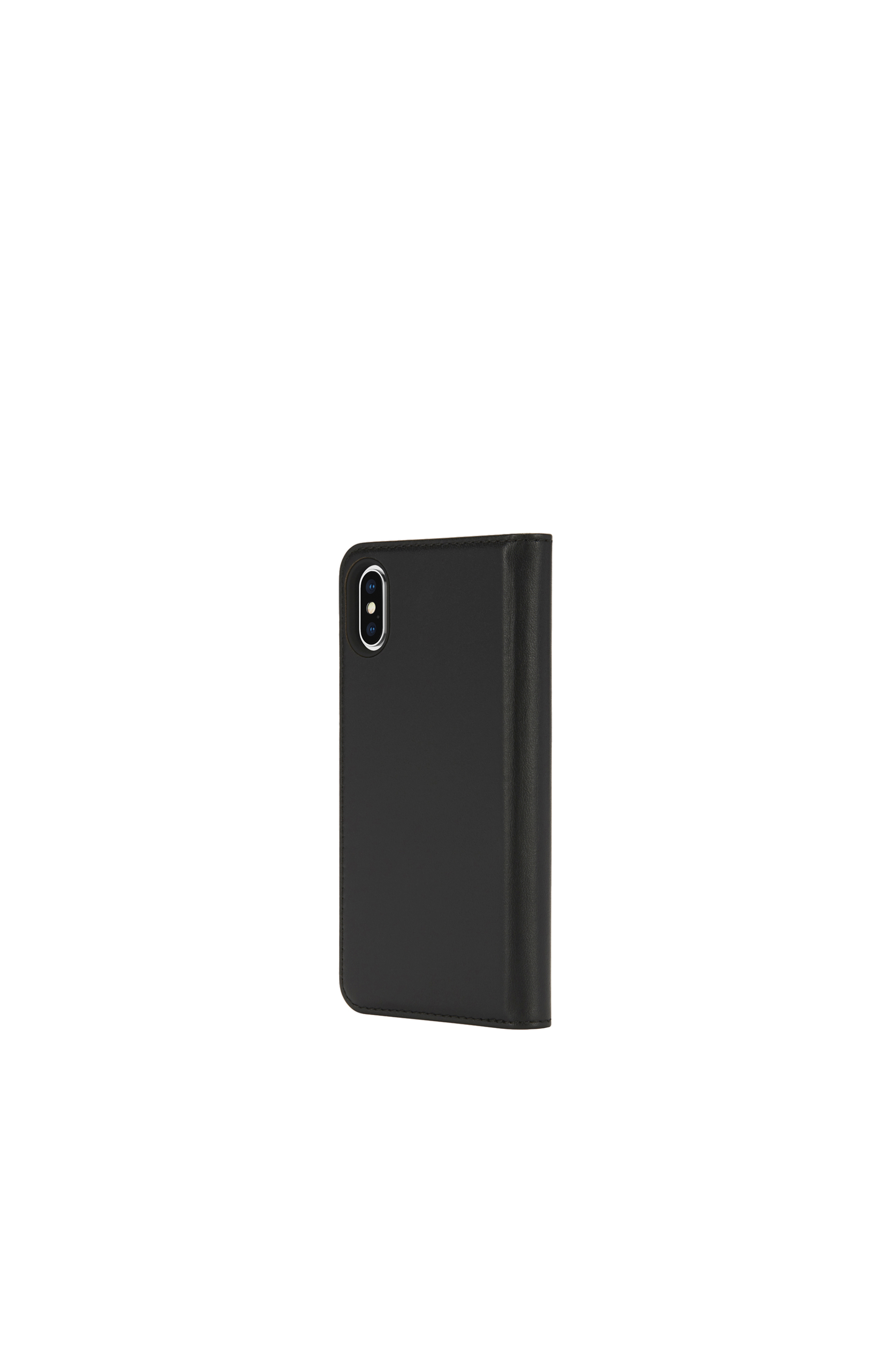Diesel - SLIM LEATHER FOLIO IPHONE X,  - Flip covers - Image 5
